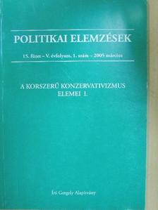 Bod Péter Ákos - Politikai Elemzések 2005. március [antikvár]