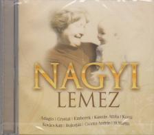 NAGYI LEMEZ CD