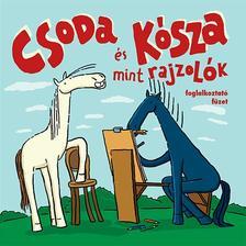 Baranyai András - Csoda és Kósza mint rajzolók