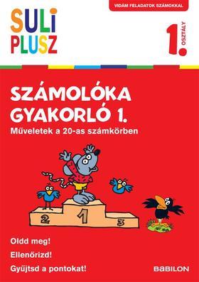 Suli Plusz Számolóka gyakorló 1. - Műveletek a 20-as számkörben