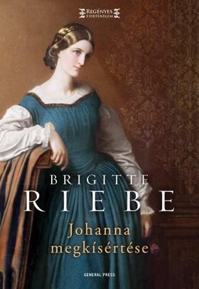 Brigitte Riebe - Johanna megkísértése