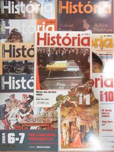 Glatz Ferenc - História 2004/1-10. [antikvár]