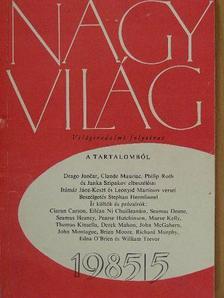 Hegedüs Géza - Nagyvilág 1985. május [antikvár]