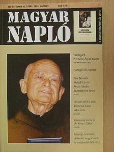 Becsy András - Magyar Napló 2004. március [antikvár]