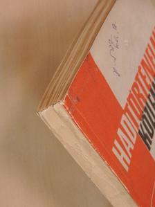 Bende Lajos - Hadtörténelmi Közlemények 1966/3. [antikvár]