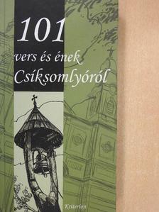 Bajna György - 101 vers és ének Csíksomlyóról [antikvár]