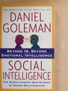 Daniel Goleman - Social Intelligence [antikvár]