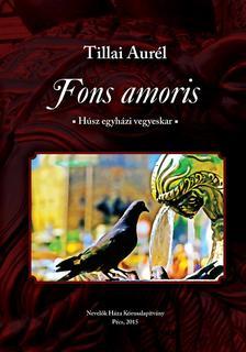 Tillai Aurél - Fons amoris. Húsz egyházi vegyeskar