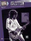 PAGE / PLANT - LED ZEPPELIN. ULTIMATE GUITAR PLAY-ALONG VOL. 2 BOOK & CD-ROM