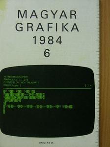 Buzás Ferenc - Magyar Grafika 1984/6. [antikvár]