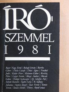 Bajor Nagy Ernő - Írószemmel 1981 [antikvár]