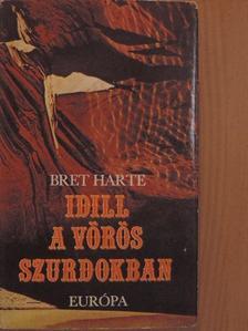 Bret Harte - Idill a vörös szurdokban [antikvár]