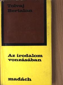 Csanda Sándor - Az irodalom vonzásában [antikvár]