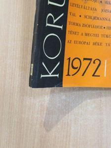 Antal Árpád - Korunk 1972. március [antikvár]