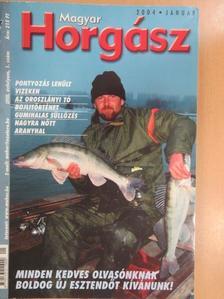 Katus Gyula - Magyar Horgász 2004. január-december [antikvár]