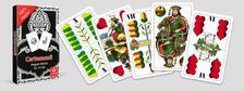 Cartamundi - Magyar kártya 100% plasztik, 32+4 lapos