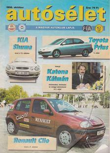 Fehér György - Autósélet 1998. október [antikvár]