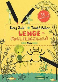 Berg Judit - Lenge-foglalkoztató - Nyár