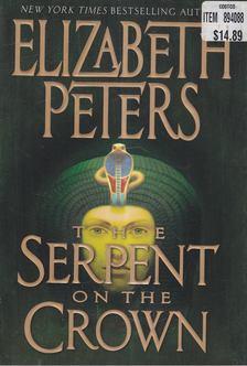 Elizabeth Peters - The Serpent on the Crown [antikvár]