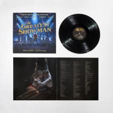 BENJ PASEK - JUSTIN PAUL - THE GREATEST SHOWMAN LP