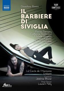 ROSSINI - IL BARBIERE DI SIVIGLIA DVD RHORER
