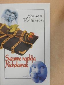 James Patterson - Suzanne naplója Nicholasnak [antikvár]