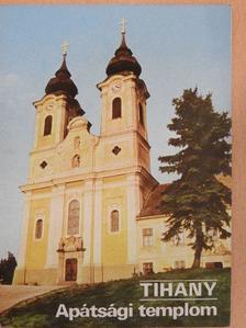 Levárdy Ferenc - Tihany - Apátsági templom [antikvár]