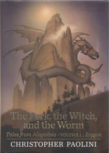 Christopher Paolini - The Fork, the Witch and the Worm [antikvár]