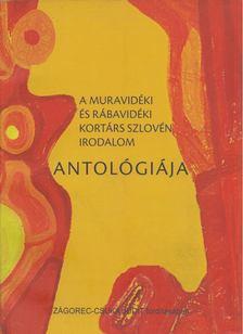 Zágorec-Csuka Judit - A muravidéki és rábavidéki kortárs szlovén irodalom antológiája [antikvár]