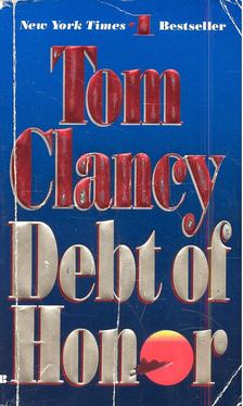 Tom Clancy - Debt of Honor [antikvár]
