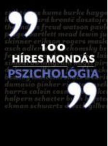 Fradera, Alex - 100 híres mondás - Pszichológia