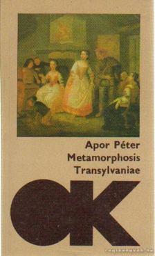Apor Péter - Metamorphosis Transylvaniae azaz Erdélynek változása (1736) [antikvár]