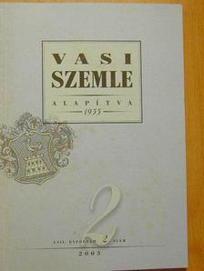 Biró Zsolt - Vasi Szemle 2003/2. [antikvár]