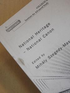 Alexander Kiossev - National Heritage - National Canon [antikvár]