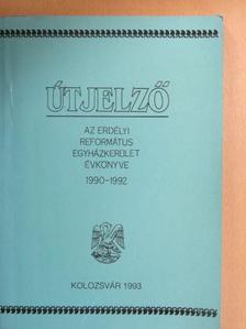 Adorjáni László - Útjelző 1990-1992 [antikvár]