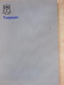 Ivan Szergejevics Turgenyev - Az énekesek [antikvár]