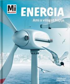 HENNEMANN, LAURA - Energia - Ami a világot hajtja