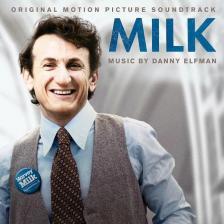 ELFMAN, DANNY - MILK,ORIGINAL MOTION PICTURE SOUNDTRACK CD