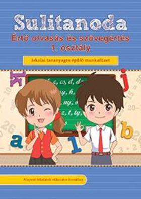 Cahs Bt. - Sulitanoda - Értő olvasás és szövegértés 1. osztály