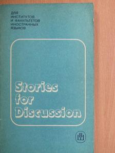 Arthur C. Clarke - Stories for Discussion [antikvár]