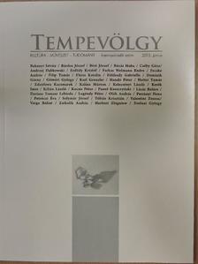 Andrzej Debkowski - Tempevölgy 2013. június [antikvár]