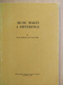 Barkóczi Ilona - Music Makes a Difference [antikvár]