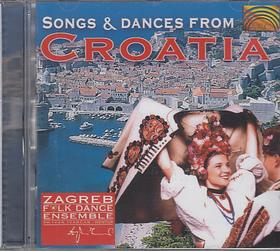 SONGS & DANCES FROM CROATIA CD