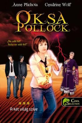 Oksa Pollock 3. A két világ szíve