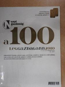 Dr. Magyar György - A 100 leggazdagabb 2010. [antikvár]