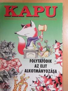 Dr. Járosi Márton - Kapu 1997/5. [antikvár]