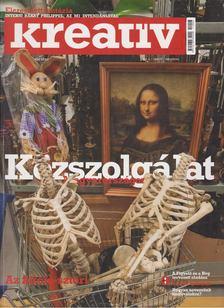 Szigeti Péter - Kreatív 2011. 3. [antikvár]