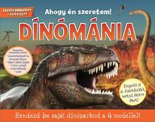 Dínómánia - Rendezd be saját dínóparkod a 4 modellel!