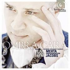 Handel - OMBRA CARA - ARIAS CD BEJUN MEHTA, RENÉ JACOBS