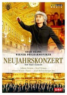 STRAUSS FAM. - NEUJAHRSKONZERT 2002 DVD SEIJI OZAWA